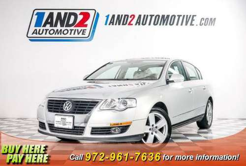 2009 Volkswagen Passat PRICED TO SELL and FUN TO DRIVE!! for sale in Dallas, TX