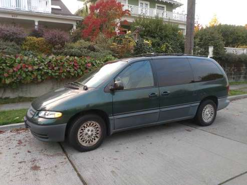 1997 Plymouth Grand Voyager AWD for sale in Seattle, WA