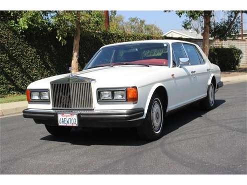 1985 Rolls-Royce Silver Spur for sale in La Verne, CA