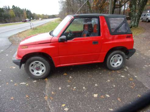 GEO TRACKER SOFT TOP for sale in Zimmerman, MN