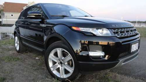 2013 Range Rover Evoque Pure Plus for sale in Buckeye Lake, OH