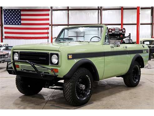 1977 International Scout for sale in Kentwood, MI