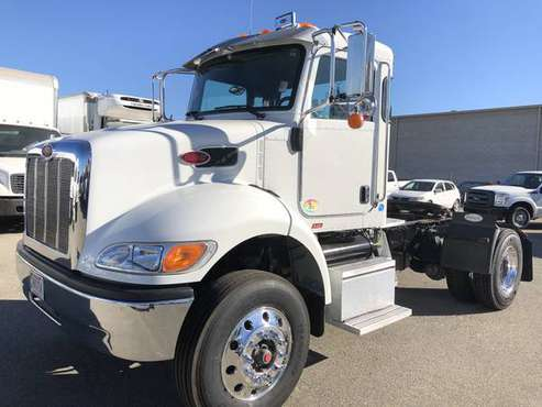 2014 Peterbilt 382 Day Cab Single Rear Axle *LOW MILES*CDL* for sale in Fontana, CA