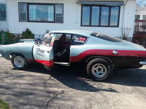 1967 plymouth barracuda for sale in Cambridge, WI