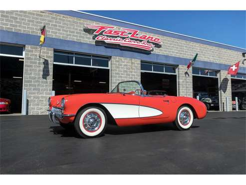 1957 Chevrolet Corvette for sale in St. Charles, MO
