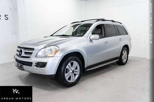 2008 Mercedes-Benz GL450 4MATIC **3rd Row/Entertainment Pkg** for sale in Portland, OR