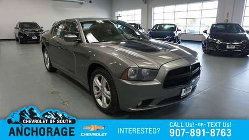 2011 Dodge Charger 4dr Sdn RT Plus AWD for sale in Anchorage, AK