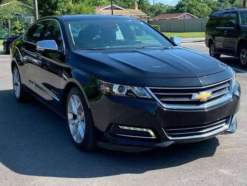 2014 Chevrolet Chevy Impala LTZ 4dr Sedan w/2LZ for sale in TAMPA, FL
