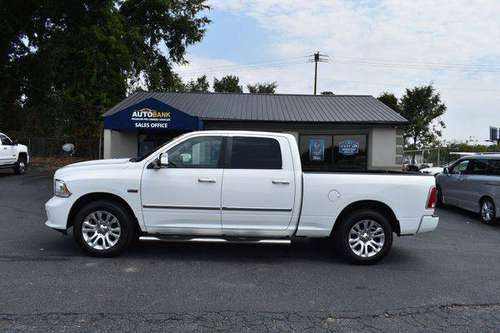 2014 RAM 1500 LARAMIE LIMITED CREW CAB 4X4 - EZ FINANCING! FAST... for sale in Greenville, SC