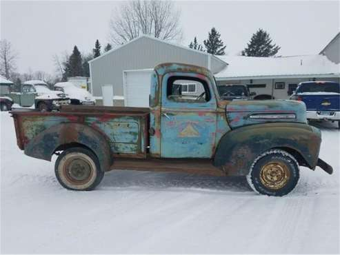 1946 Mercury Pickup for sale in Cadillac, MI