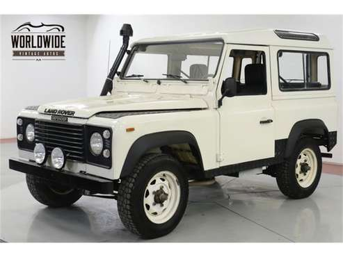 1989 Land Rover Defender for sale in Denver , CO