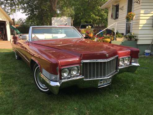 1970 Cadillac Coupe DeVille for sale in Fort Collins, CO