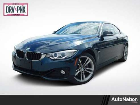 2015 BMW 4 Series 435i xDrive AWD All Wheel Drive SKU:FPW79881 for sale in Delray Beach, FL