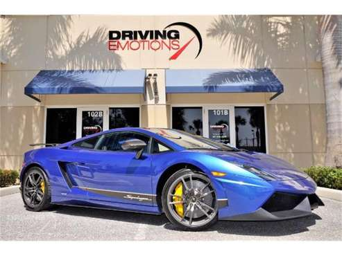 2013 Lamborghini LP570-4 for sale in West Palm Beach, FL
