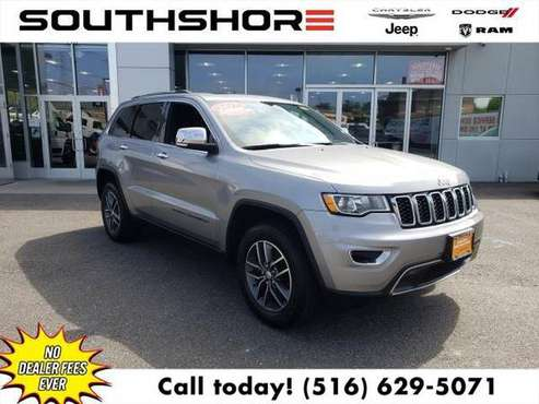 2017 Jeep Grand Cherokee Limited SUV - cars & trucks - by dealer -... for sale in Inwood, NY