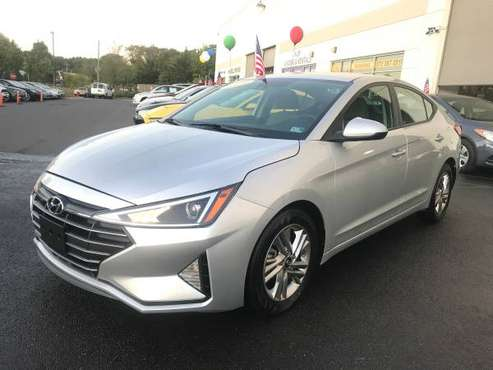 ***** 2019 Hyundai Elantra SEL, Only 7K Miles, Camera, Blue Tooth, for sale in Washington, District Of Columbia