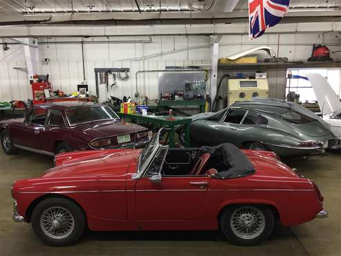 1966 MG Midget for sale in Blaine, MN