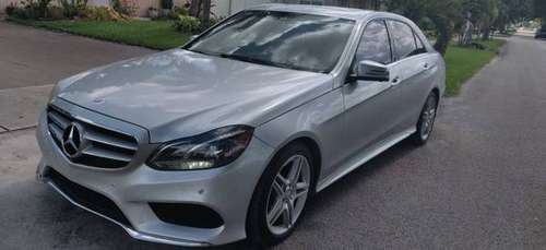 2014 Mercedes Benz E-Class 🚀🚀🚀⚪️⚪️ for sale in Hollywood, FL