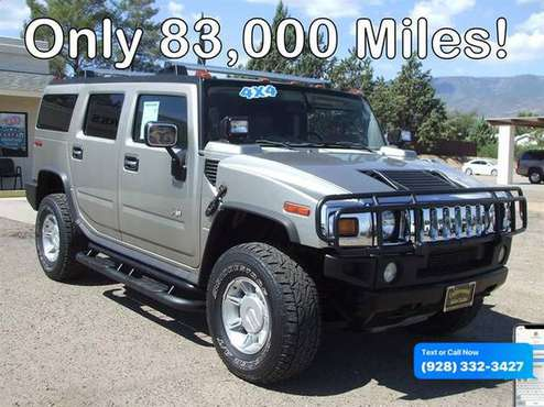 2003 Hummer H2 - Call/Text for sale in Cottonwood, AZ