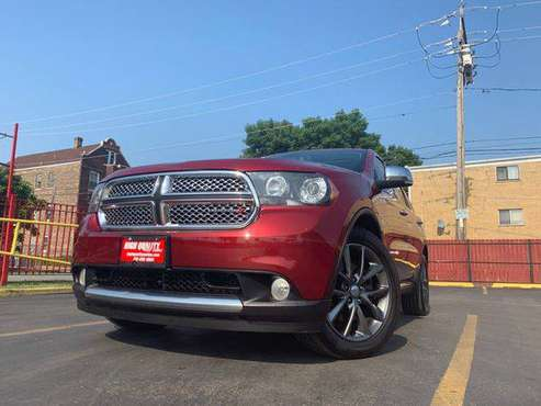 2013 Dodge Durango Citadel AWD 100% GUARANTEED APPROVAL! for sale in Chicago, IL