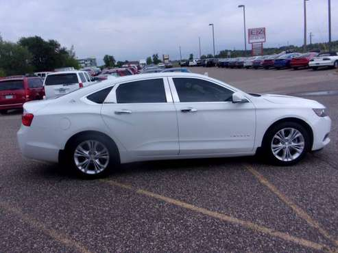 2014 CHEVROLET IMPALA LT for sale in Ramsey , MN