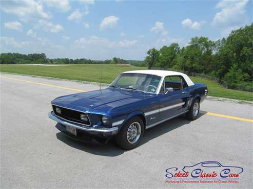 1968 Ford Mustang for sale in Hiram, GA