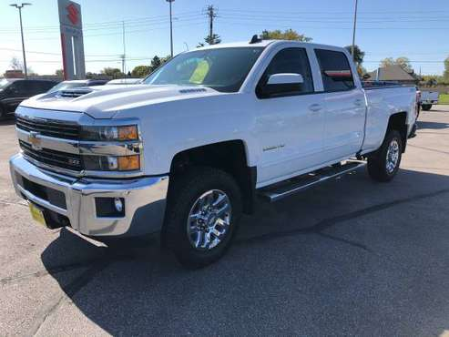 2017 Chevy Silverado 2500HD Duramax Diesel for sale in Rochester, MN