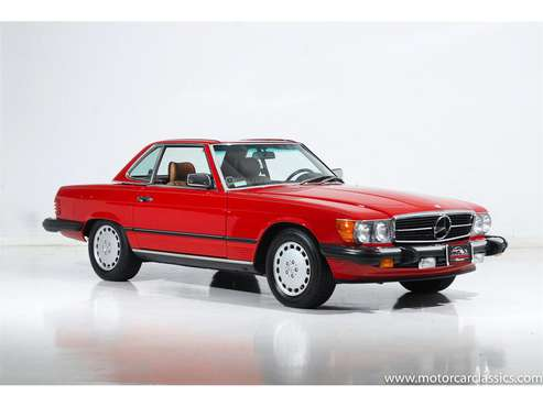 1986 Mercedes-Benz 560 for sale in Farmingdale, NY