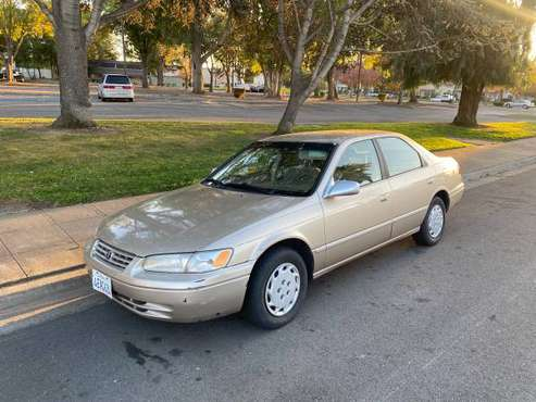 1999 Toyota Camry low miles - cars & trucks - by owner - vehicle... for sale in Hayward, CA