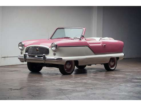 1957 Nash Metropolitan for sale in Corpus Christi, TX