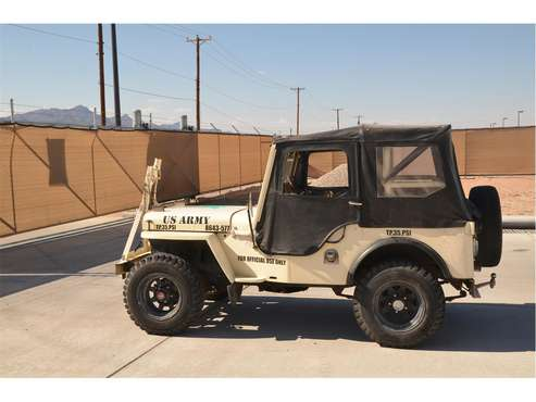 1951 Willys Jeep for sale in El Paso, TX