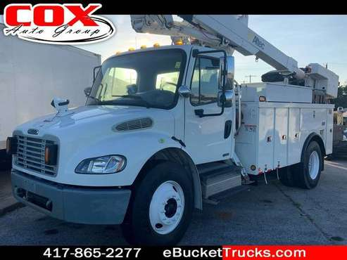2007 Freightliner M2 106 Medium Duty Altec TA41M Bucket Truck ~ CAT C7 for sale in Springfield, MO
