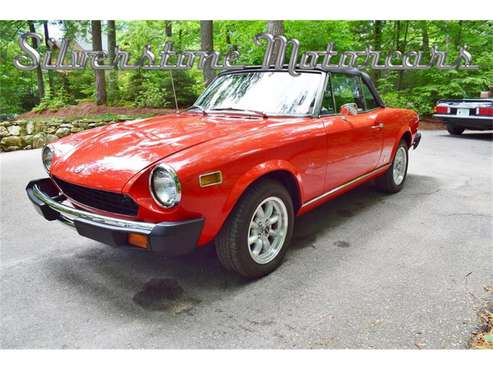 1978 Fiat 124 for sale in North Andover, MA