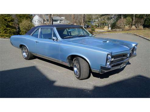 1967 Pontiac GTO for sale in Old Bethpage , NY