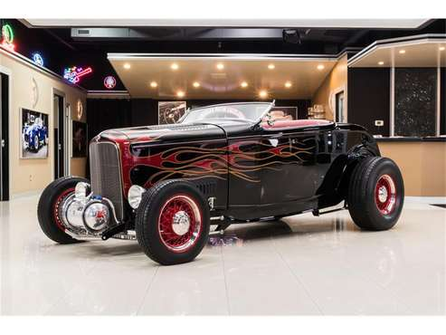 1932 Ford Roadster for sale in Plymouth, MI