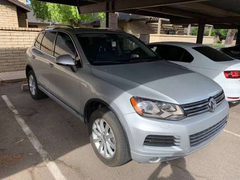 2011 Volkswagen Touareg SUV Excellent Shape Low Miles Two Owner for sale in Sedona, AZ