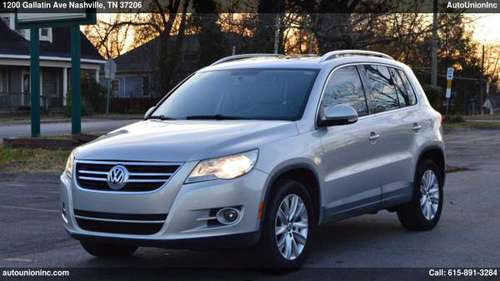 2009 Volkswagen Tiguan S - cars & trucks - by dealer - vehicle... for sale in Nashville, TN