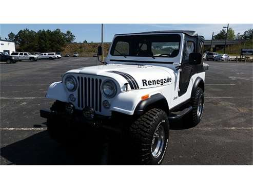 1980 Jeep CJ5 for sale in Simpsonsville, SC