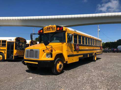 2005 Freightliner SCHOOL BUS / 72 passenger capacity with A/C for sale in Miami, FL