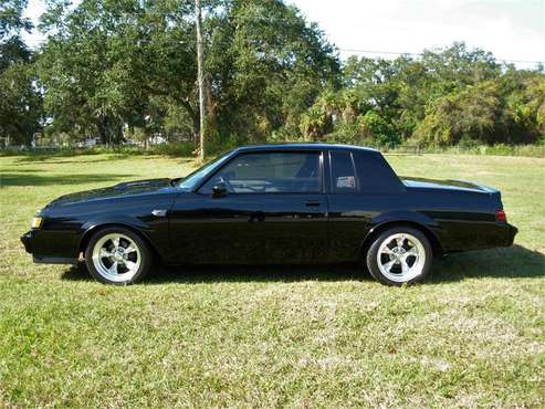 1987 Buick Grand National for sale in Palmetto, FL