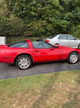 1991 Corvette -MUST SELL for sale in Blue Point, NY