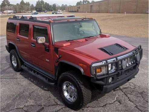 2003 Hummer H2 for sale in Hope Mills, NC