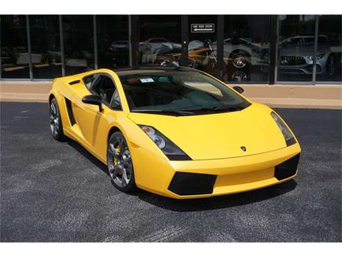 2006 Lamborghini Gallardo for sale in Miami, FL