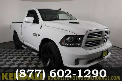 2014 Ram 1500 WHITE *SPECIAL OFFER!!* for sale in Anchorage, AK