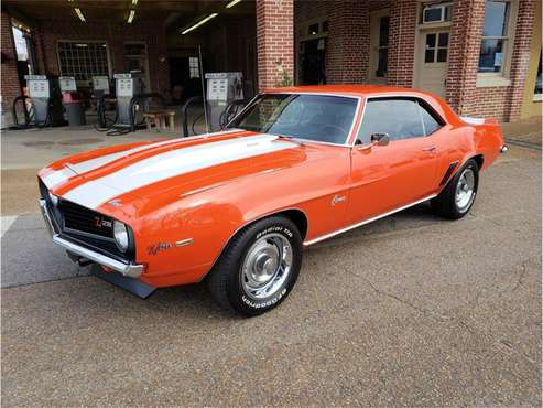 1969 Chevrolet Camaro for sale in Collierville, TN