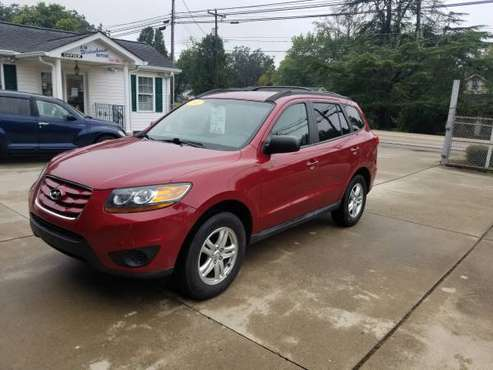 2011 Hyundai Santa Fe GLS - cars & trucks - by dealer - vehicle... for sale in Concord, NC