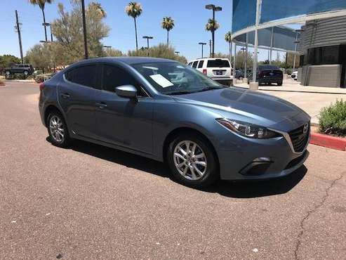 2014 MAZDA 3 i TOURING SEDAN/ BAD CREDIT ACCEPTED!!!!! for sale in Mesa, AZ