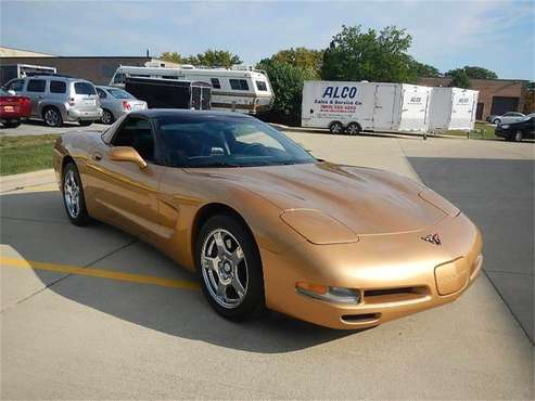 1998 Chevrolet Corvette for sale in Burr Ridge, IL