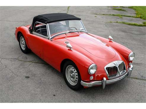1959 MG MGA for sale in Saratoga Springs, NY