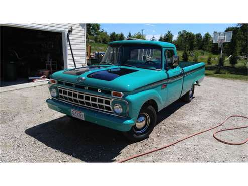 1965 Ford F100 for sale in Montville, OH